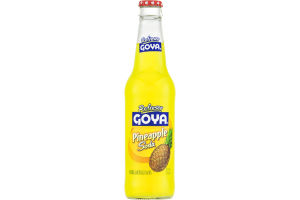 Goya Refresco Pineapple Soda
