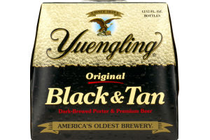 Yuengling Original Black & Tan - 12 CT