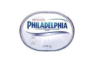 Сыр сливочный original Philadelphia 175г