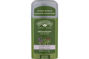 Nature's Gate Herbal Blend Deodorant Lavender & Aloe