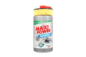 Засіб для миття посуду Maxi Power Платинум 1л