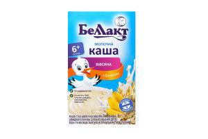 Каша молочна вівсяна з бананом для дітей від 6міс Беллакт к/у 200г
