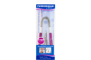Tweezerman LTD Innovative Facial Hair Remover
