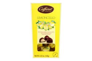 Конфеты Caffarel с ликером Лимончелло черн/шок