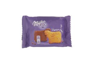 Печиво Milka вкрите молочним шоколадом 40г х24