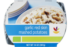 Ahold Garlic Red Skin Mashed Potatoes