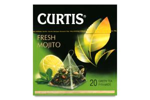 Чай зел.Fresh Mojito Curtis 20х1.7г