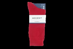 Шкарпетки чоловічі червоні 0 0078 515 2729 Акцент АКЦЕНТ арт.0785152729
