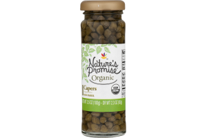 Nature's Promise Organic Capers