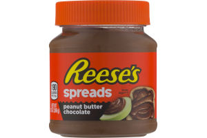 REESE'S Spreads Peanut Butter Chocolate, 13 oz