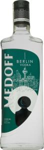 Водка 0.5л 40% Berlin Medoff бут