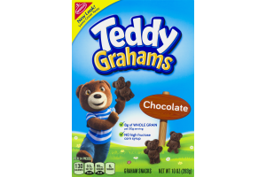 Teddy Grahams Snacks Chocolate