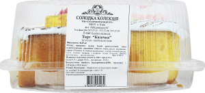 Торт Солодка колекція Сказочка