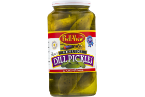 Bell-View Dill Pickles