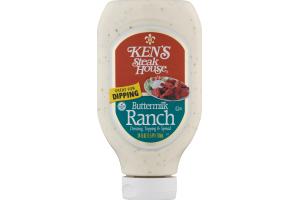 Ken's Steak House Dressing Buttermilk Ranch