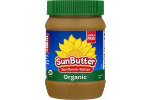 SunButter Sunflower Butter Organic