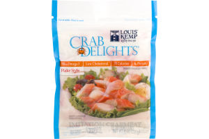 Louis Kemp Crab Delights Crabmeat Flake Style