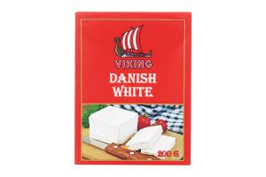 Продукт сирний 50% Danish white Viking т/п 200г