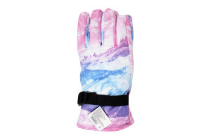 Перчатки лыжные женские в ассортименте Y*02