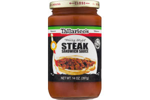 Tallarico's Steak Sandwich Sauce