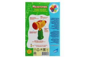 Развивающая игрушка Mommy Love Молоточек