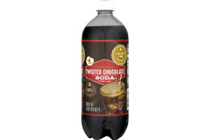 Ahold Twisted Chocolate Soda