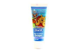 Зубная паста детская Ягодный взрыв Pro-Expert Stages Oral-B 75мл