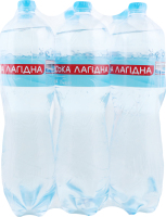 Вода мінеральна слабогазована Миргородська Лагідна п/пл 1.5л