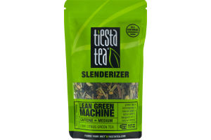 Tiesta Tea Slenderizer Lean Green Machine