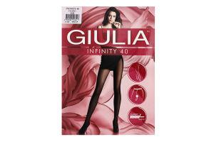 Колготки жіночі Giulia Infinity 40den 3-M daino