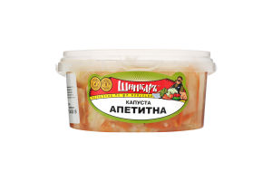 Капуста Аппетитная Шинкаръ п/у 400г
