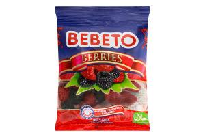 Мармелад жевательный Berries Bebeto м/у 70г