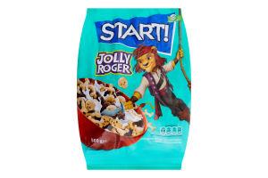 Сніданки сухі Веселий Роджер Start! м/у 500г