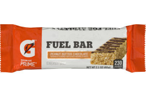 Gatorade Prime Fuel Bar Peanut Butter Chocolate