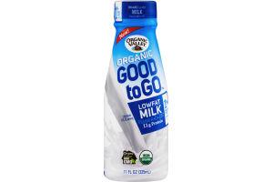 Organic Valley Organic Good To Go Lowfat Milk