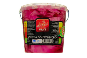 Капуста Чудова марка по-грузинськи 800г
