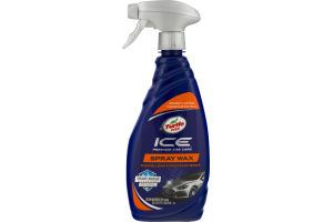 Turtle Wax Premium Car Care Ice Spray Wax
