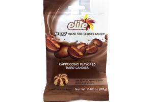 Elite Sugar Free Hard Candies Cappuccino Flavored