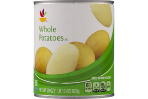 Ahold Whole Potatoes