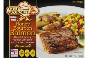 Gulf Gourmet Honey Bourbon Salmon