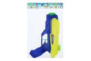Игрушка Водяной пистолет 21см Y1