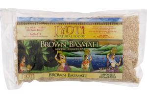Jyoti Brown Basmati Rice