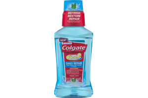 Colgate Total Daily Repair Fluoride Mouthwash Fresh Mint