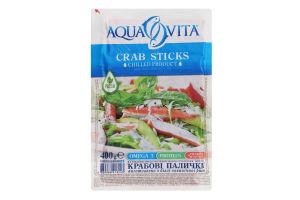 Крабові палички Aqua Vita охл в/у 400г
