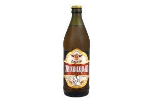 Пиво 0,5л Темне Опілля Гайдамацьке с/пл.