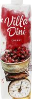 Нектар освітлений пастеризований Cherry Villa Dini т/п 1л