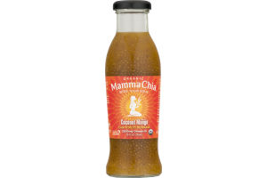 Mamma Chia Organic Chia Vitality Beverage Coconut Mango