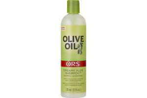 ORS Olive Oil Shampoo Creamy Aloe