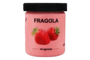Мороженое плодово-ягодное Клубника La Gelateria Italiana п/б 350г