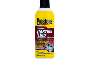Prestone Premium Starting Fluid
